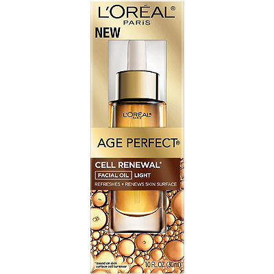 L'Oréal Age Perfect Cell Renewal Facial Oil