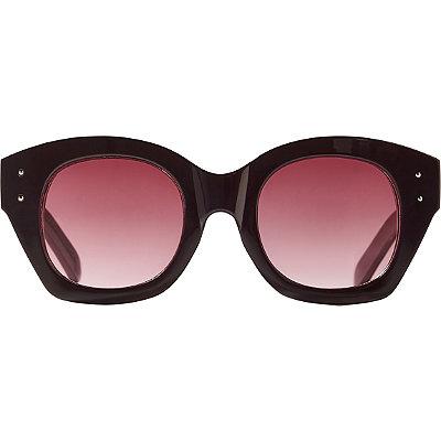 StarlightChunky Cateye Sunglasses