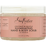 SheaMoisture Coconut & Hibiscus Hand & Body Scrub