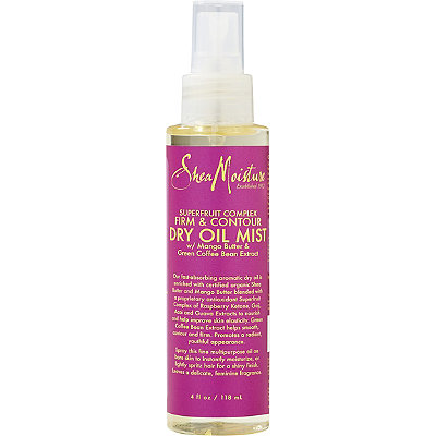 SheaMoisture Superfuit Complex Firm %26 Contour Dry Oil Mist