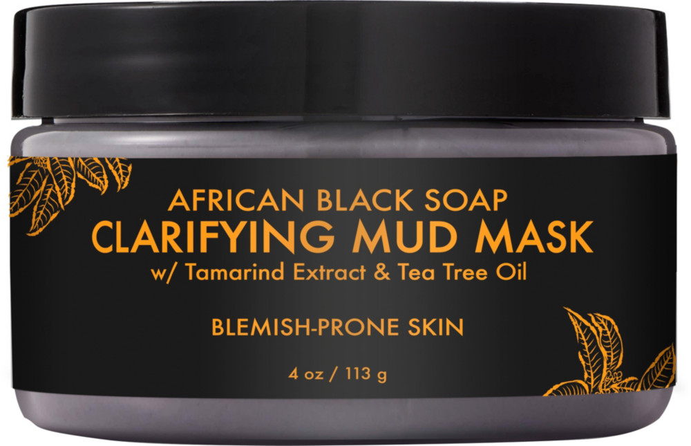 SheaMoisture African Black Soap Problem Skin Facial Mask
