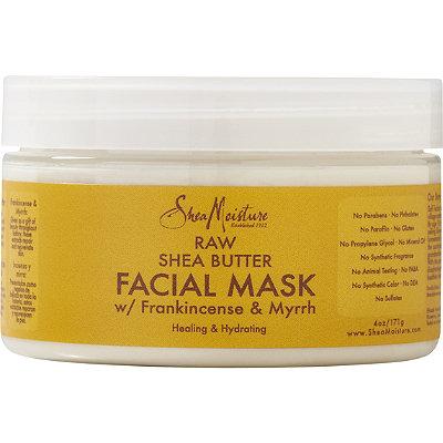 SheaMoistureRaw Shea Butter Facial Mask