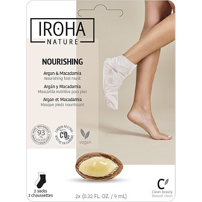 IROHAPro Xtra Soft Argan Feet Socks