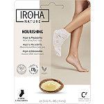 IROHA Xtra Soft Argan Foot Mask Socks