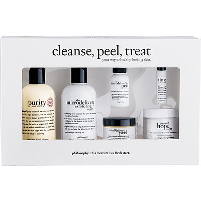 PhilosophyCleanse%2C Peel%2C Treat Kit