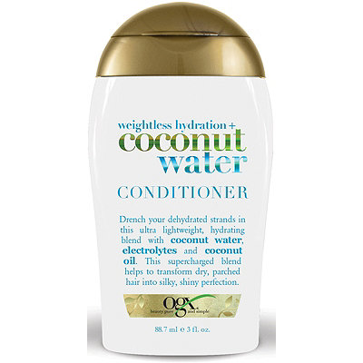OGXTrial Size Weightless Hydration Coconut Water Conditioner