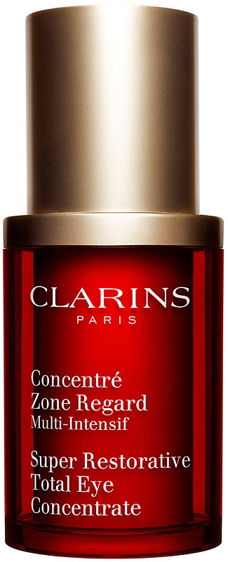 clarins super restorative total eye concentrate