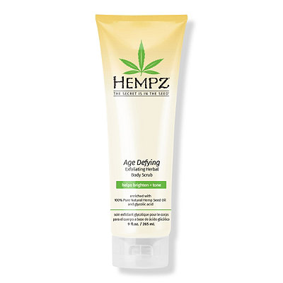 Hempz Age Defying Glycolic Herbal Body Scrub