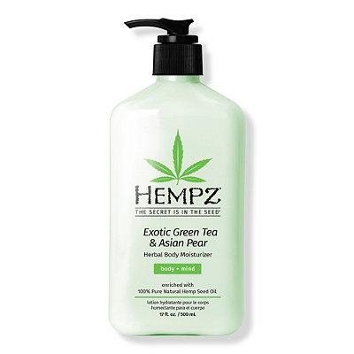 HempzExotic Green Tea & Asian Pear Herbal Body Moisturizer