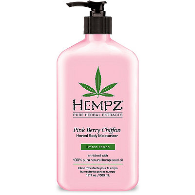 Pink Berry Chiffon Herbal Body Moisturizer