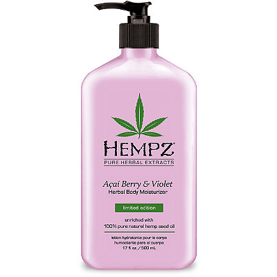 Hempz Acai Berry & Violet Herbal Body Moisturizer