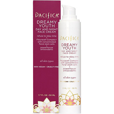 PacificaDream Youth Day & Night Face Cream
