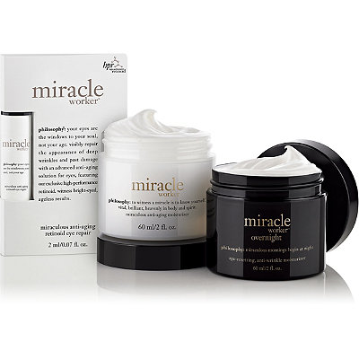 Philosophy Online Only Miracle Worker Skincare Set