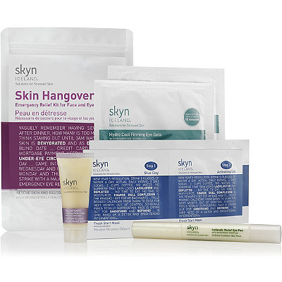 Skyn Iceland Skin Hangover Emergency Relief Kit