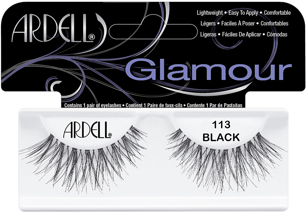 Ardell Glamour Lashes 113 Black Ulta Beauty