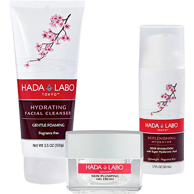 Hada Labo Tokyo Online Only Special Beautifully Radiant and Youthful Complexion Set