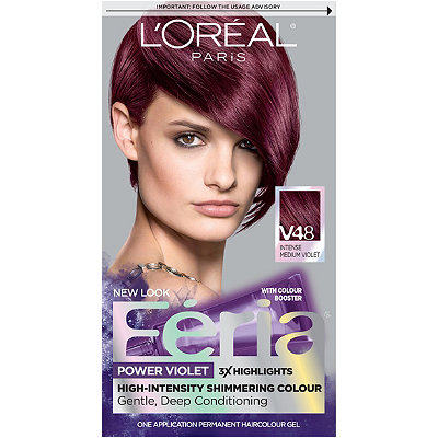 L'OréalFeria Power Reds High-Intensity Shimmering Colour