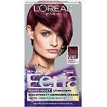 L'Oréal Feria High-Intensity Shimmering Colour Violet Vixen V48