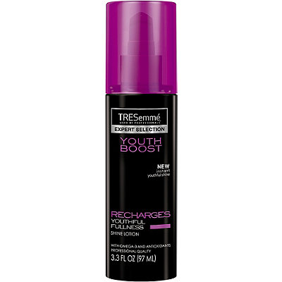 Tresemme Online Only Expert Selection Youth Boost Shine Lotion