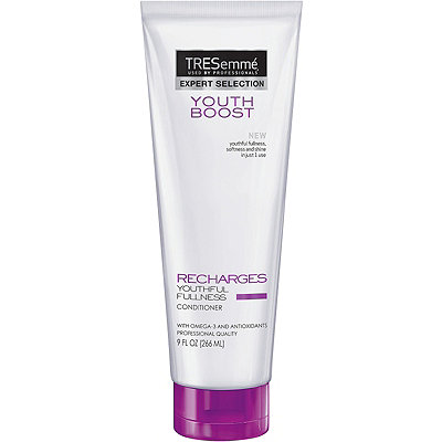 Tresemme Online Only Youth Boost Recharges Fullness Conditioner