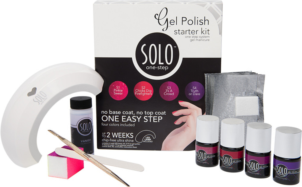 Home / Nails / Nail Gifts / One Step Gel Manicure Starter Kit