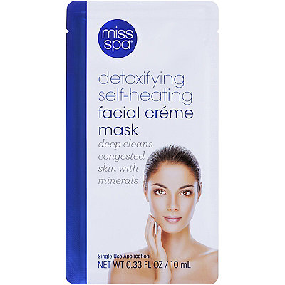Miss Spa Detoxifying Self-Heating Facial Cr%C3%A8me Mask