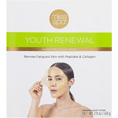 Youth Renewal Hydrogel Facial Mask