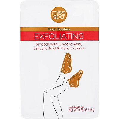 Miss SpaExfoliate Foot Treatment