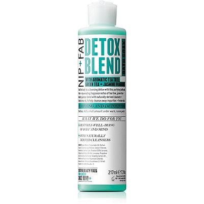 Nip + FabDetox Blend Purifying And Detoxifying Bath Soak
