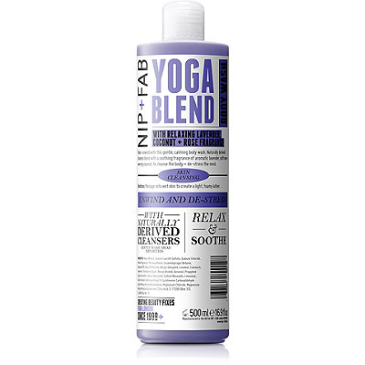 Nip + FabOnline Only Yoga Blend Unwind And De-Stress Body Wash
