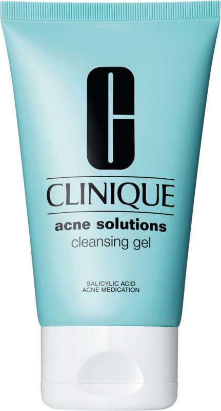 clinique acne face wash