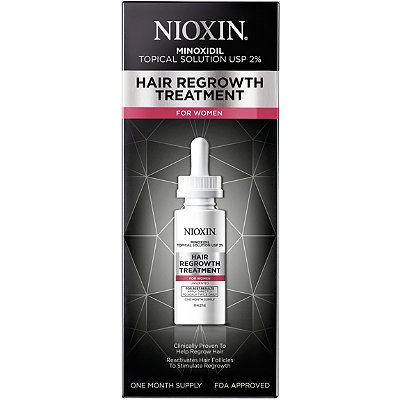 Nioxin Minoxidil Topical Solution USP 2%25 For Women