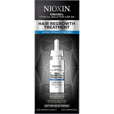 Nioxin Minoxidil Topical Solution USP 5%25 Extra Strength For Men