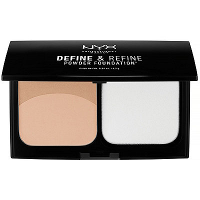 NYX Professional Makeup Define %26 Refine Powder Foundation