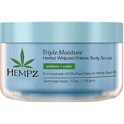 Hempz Online Only Triple Moisture Herbal Whipped Cr%C3%A8me Body Scrub