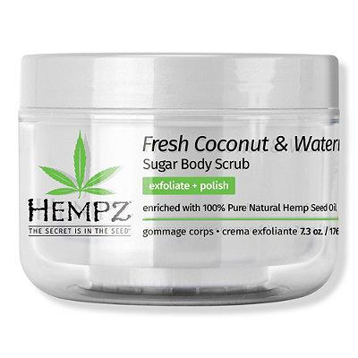 Online Only Fresh Coconut & Watermelon Sugar Body Scrub