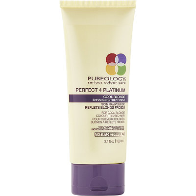 PureologyPerfect 4 Platinum Cool Blonde Enhancing Treatment
