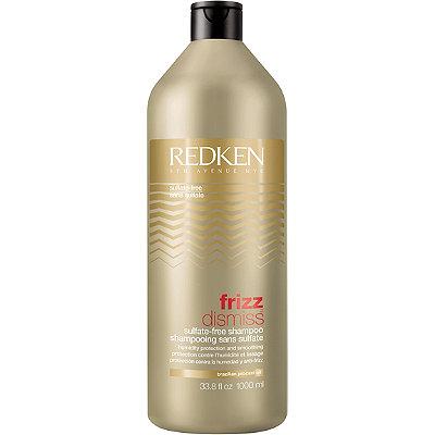 RedkenFrizz Dismiss Sulfate-Free Shampoo