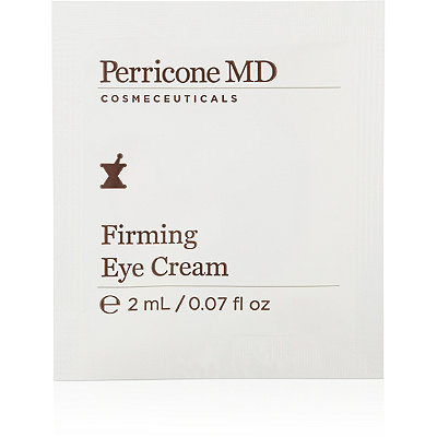 FREE Hypoallergenic Eye Cream Packette w/any $45 Perricone MD purchase