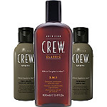 American CrewTravel Grooming Kit
