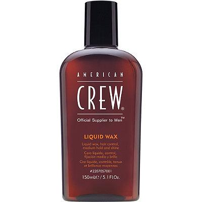 American CrewLiquid Wax