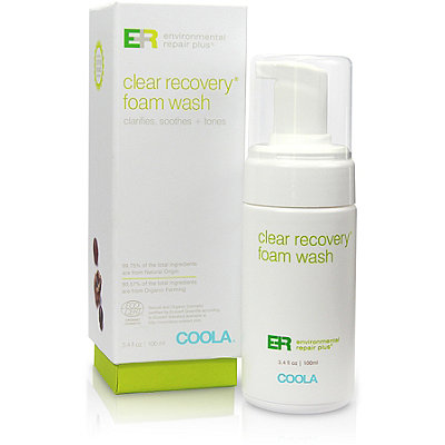 Coola Online Only ER%2B Clear Recovery Foam Wash