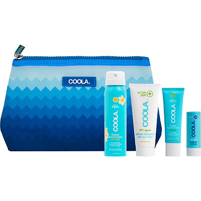 Coola Online Only Signature Travel Kit