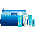 Coola Organic Suncare 4 Pc Travel Set