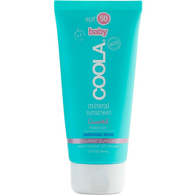 Coola Online Only SPF 50 Organic Mineral Baby Sunscreen