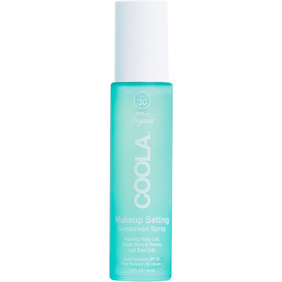 Coola Classic SPF 30 Makeup Setting Spray Green Tea %2F Aloe