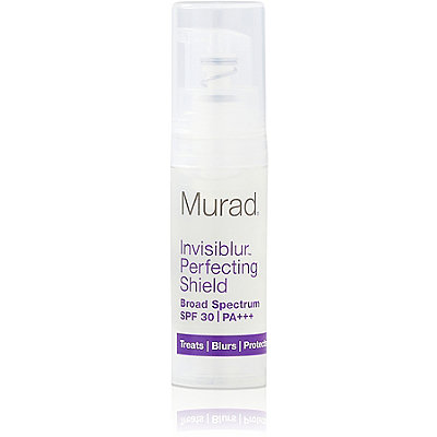 FREE Deluxe Invisiblur Perfecting Shield Broad Spectrum SPF 30 / PA+++ w/any $55 Murad purchase