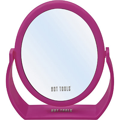Hot Tools Rubberized Mirror 1x/5x