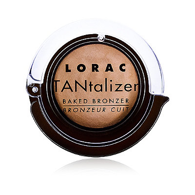 LoracTravel Size Matte Tan TANtalizer Baked Bronzer