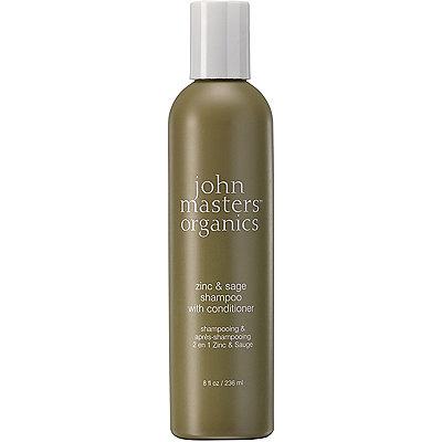 John Masters OrganicsZinc %26 Sage Shampoo w%2F Conditioner